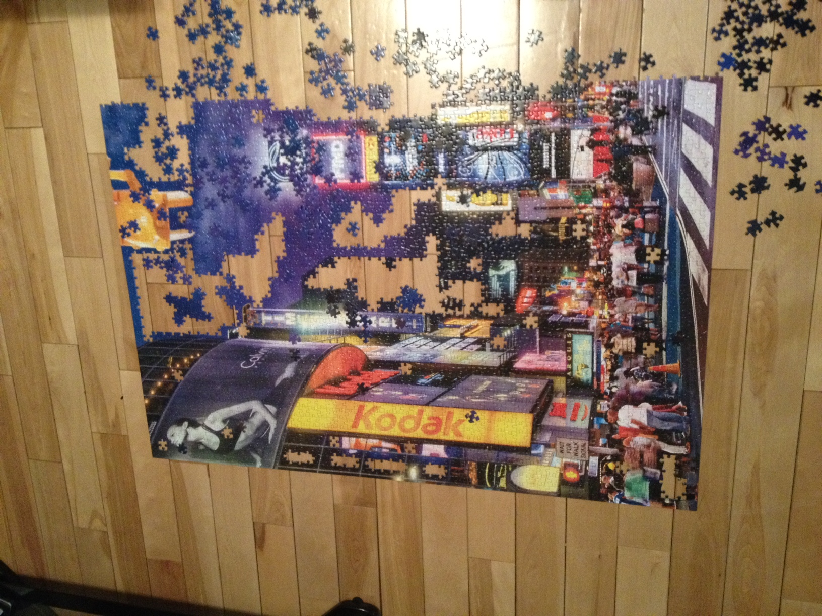 Jigsaw Puzzle The Life Of Trang